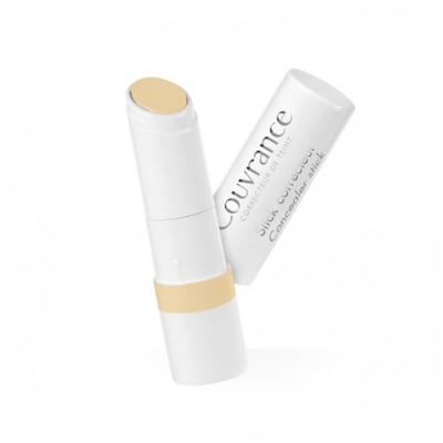Avene Couvrance concealer stick SPF 20 yellow 3 g / Авен Кувранс коригиращ стик жълт SPF 20 3 гр.