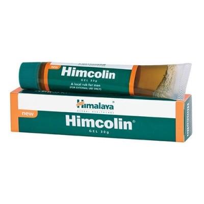 Himcolin gel 30 g Himalaya / Химколин гел 30 гр Хималая