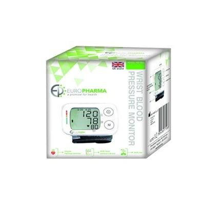 Wrist blood pressure monitor Europharma KD-7920 / Електронен апарат за измерване на кръвно налягане за китка Еурофарма KD-7920