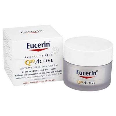 Eucerin Q10 Active Anti-Wrinkle Day cream 50 ml. / Еуцерин Q10 Актив Дневен крем против бръчки 50 мл.