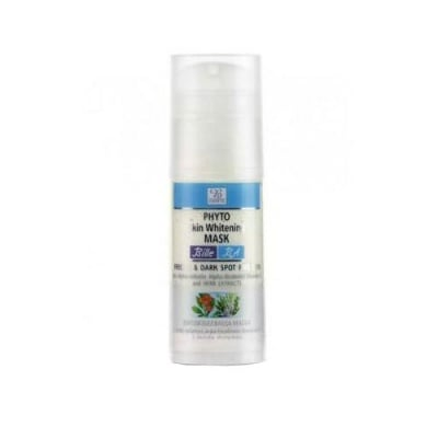 Bille-BA phyto skin whitening face mask 50 ml / Биле-ВА фитоизбелваща маска за лице 50 мл