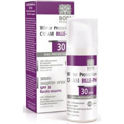Bille-PH winter protection cream SPF30 50 ml / Биле-РН зимен защитен крем SPF30 50 мл