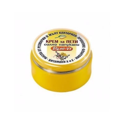 Bille VY cream for very cracked heels 40 ml / Биле VY крем за силно напукани пети 40 мл
