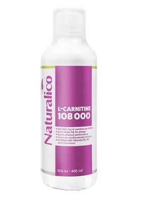 Naturalico L-carnitine 108 000 405 ml. / Натуралико L-карнитин 108 000 течен 405 мл.
