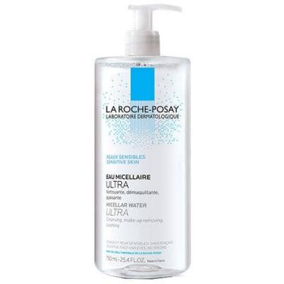 La Roche micellar water ultra sensitive skin 750 ml / Ла Рош- Ultra мицеларна вода за чувствителна кожа 750 мл