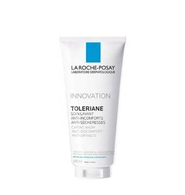 La Roche - Posay Toleriane caring wash 200 ml / Ла Рош - Позе Толериан измиващ гел 200 мл