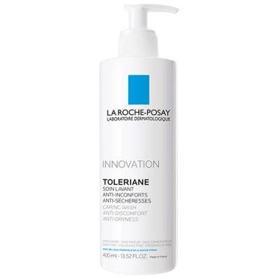 La Roche - Posay Toleriane caring wash 400 ml / Ла Рош - Позе Толериан измиващ гел 400 мл