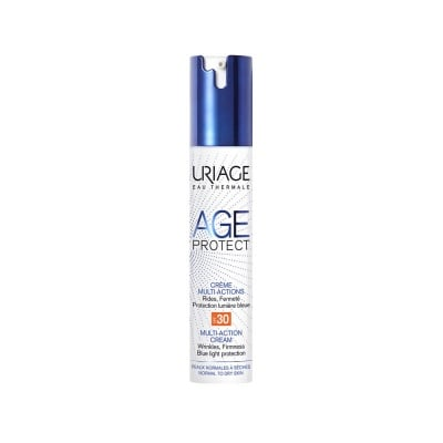 Uriage Age protect multi-action anti-wrinkle cream SPF 30 40 ml / Уриаж Age protect мултифункционален крем против стареене с SPF 30 40 мл