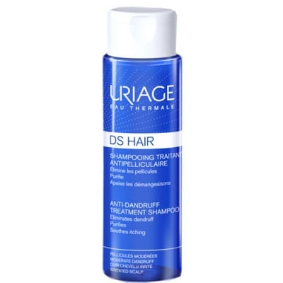 Uriage D.S. anti-dandruff treatment shampoo 200 ml / Уриаж D.S. hair шампоан против пърхот 200 мл