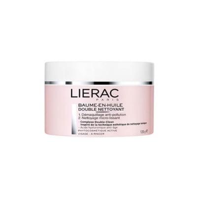 Lierac cleansing blam-in- oil 120 ml / Лиерак двойно почистващ балсам-олио 120 мл