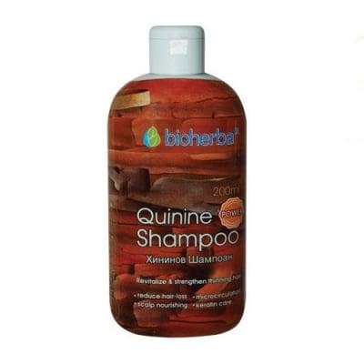 Bioherba Quinine shampoo 200 ml / Биохерба Хининов шампоан 200 мл