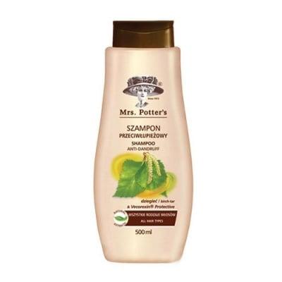Mrs Potters`s shampoo anti dandruff 500 ml / Мисис Потърс шампоан против пърхот 500 мл