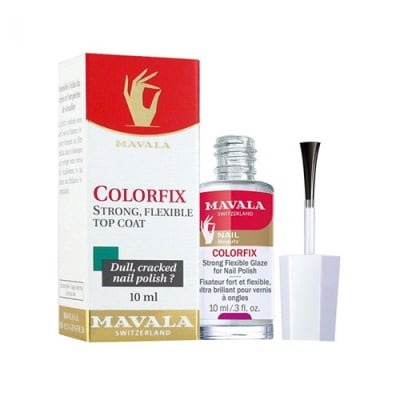 Mavala color fix for nail polish 10 ml / Мавала фиксатор за лак 10 мл