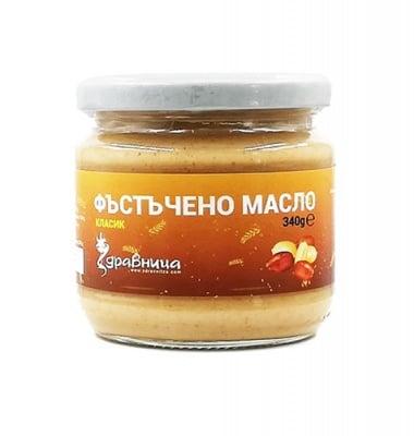 Classic Peanut butter 340 g Zdravnitza / Фъстъчено масло класик 340 гр. Здравница