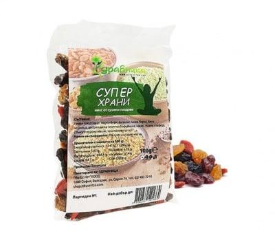Super foods mix 100 g Zdravnitza / Супер храни микс 100 гр. Здравница