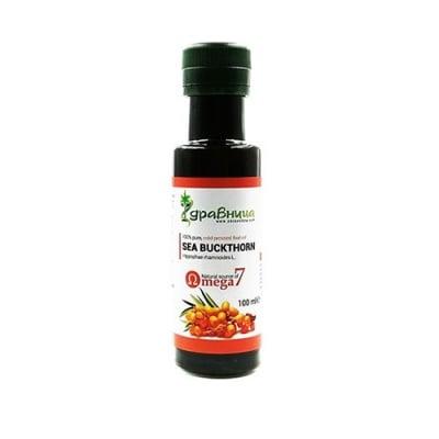 Sea Buckthorn oil 100 ml Zdravnitza / Масло от облепиха 100 мл Здравница