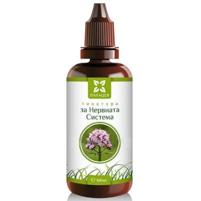 Panacea herbal tincture for the nervous system 100 ml / Панацея билкова тинктура за нервната система 100 мл
