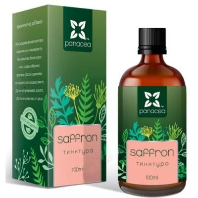 Panacea tincture saffron 100 ml / Панацея тинктура шафран 100 мл