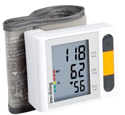 Innoliving digital wrist blood pressure 013 / Иноливинг Електронен апарат за кръвно налягане за китка 013