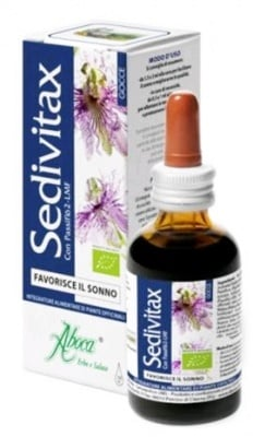Aboca Sedivitax drops 30 ml. / Абока Седивитакс капки 30 мл.