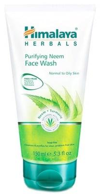 Himalaya Herbals Purifying Neem face wash 150 ml. / Хималая Почистващ гел за лице с Нийм 150 мл.