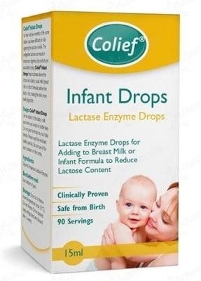 Colief Infant drops 15 ml. / Колийф капки за бебета 15 мл.