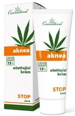 Cannaderm Aknea Cream for oily skin 75 ml. / Канадерм Акнеа Крем за мазна кожа 75 мл.