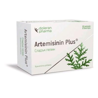 Artemisinin plus 60 capsules / Артемизинин плюс 60 капсули