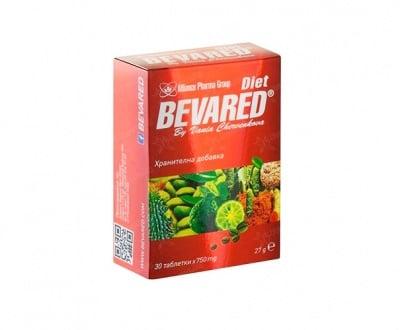 Bivared Diet 30 tablets / Биваред Диет 30 таблетки