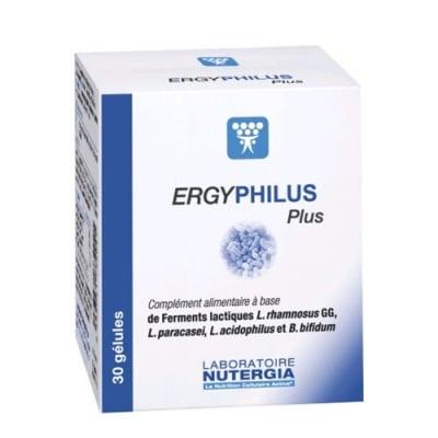 Ergyphilus plus 30 capsules Nutergia / Ержифилус плюс 30 капсули