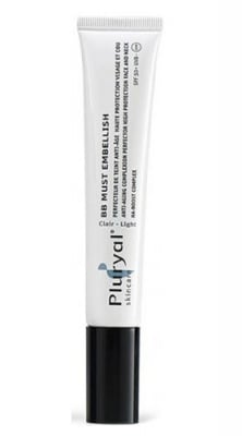 Pluryal skincare BB must embelish SPF 50 + Light 50 ml. / Плуриал скинкеър ББ крем SPF 50 + Light 50 мл.