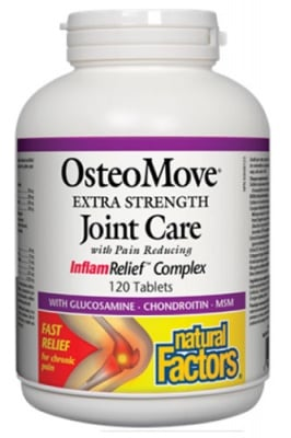 Osteomove Joint Care 120 tablets / Остеомуув Джойнт Кеър 120 таблетки