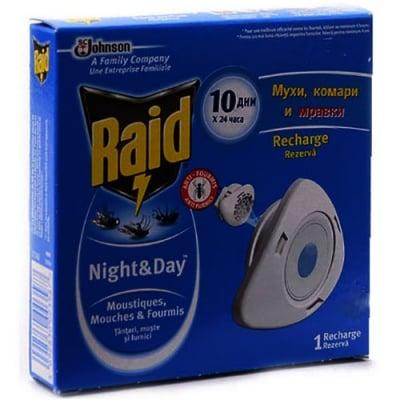 Raid Evaporators + filler day and night / Райд Изпарител + пълнител ден и нощ