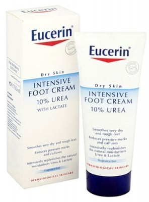 Eucerin 10% Urea foot cream 100 ml. / Еуцерин 10% Уреа крем за крака 100 мл.