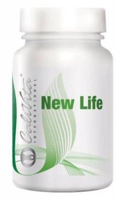 Calivita New Life 120 tablets / Каливита Ню Лайф 120 таблетки