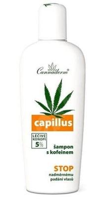 Cannaderm Capillus shampoo with caffeine 150 ml. / Канадерм Капилус шампоан с кофеин 150 мл.