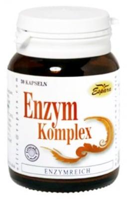 Enzyme complex 30 capsules Espara / Ензими комплекс 30 броя капсули Еспара