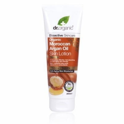 Dr. Organic Moroccan Argan Oil Skin lotion 200 ml. / Др. Органик Арган Лосион за тяло 200 мл.