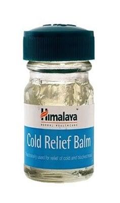 Cold relief balm 10 g. Himalaya / Балсам Колд при простуда 10 гр. Хималая