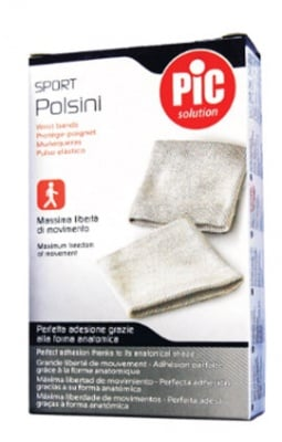 Pic Wrist Wrap 15-20 cm. Size S 2 pieces / Пик Накитник 15-20 см. Размер S 2 броя