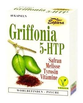 Griffonia 5 - НТР complex 60 capsules Espara / Фрифония 5 - НТР комплекс 60 броя капсули Еспара