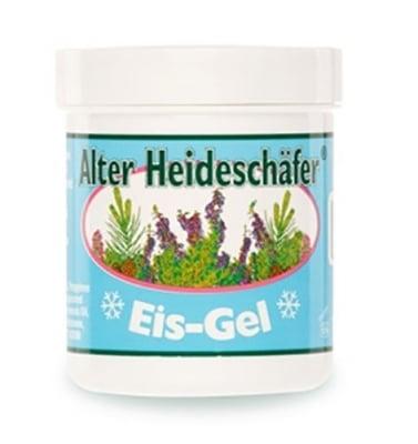 Ice gel with Mint and Camphor 250 ml. Asam / Асам Леден гел за разтривки с Мента и Камфор 250 мл.