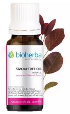 Bioherba Smoketree oil 10 ml. / Биохерба Етерично масло от смрадлика 10 мл.