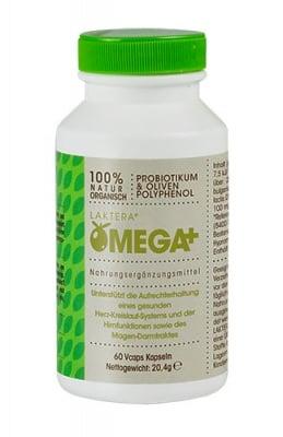Laktera+ Omega 60 capsules / Lактера+ Омега 60 капсули