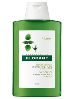 Klorane shampoo with Nettle for oily hair 400 ml. / Клоран шампоан с Коприва за мазна коса 400 мл.