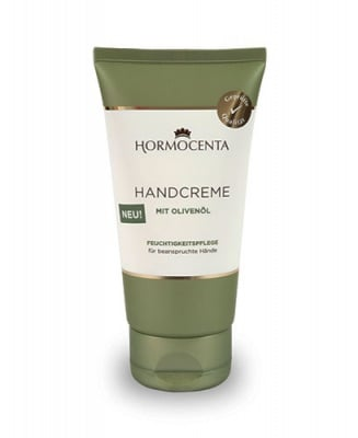 Hormocenta hand cream with olive oil 75 ml / Хормоцента крем за ръце със зехтин за суха и зряла кожа 75 мл