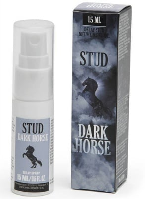 Delay spray STUD DARK HORSE 15 ml. / Задържащ Спрей STUD DARK HORSE 15 мл.