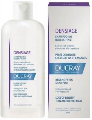 Ducray Denseage redensifying shampoo 200 ml / Дюкре Денсиейдж уплътняващ шампоан 200 мл