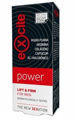 Excite Power gel lift & firm for men 15 ml. / Ексайт мен пауър гел за мъже за сексуална мощ и обем 15 мл.