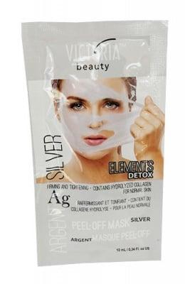 Victoria Beauty firming and tightening face mask with silver 10 ml / Виктория бюти отлепяща сребърна маска за лице 10 мл
